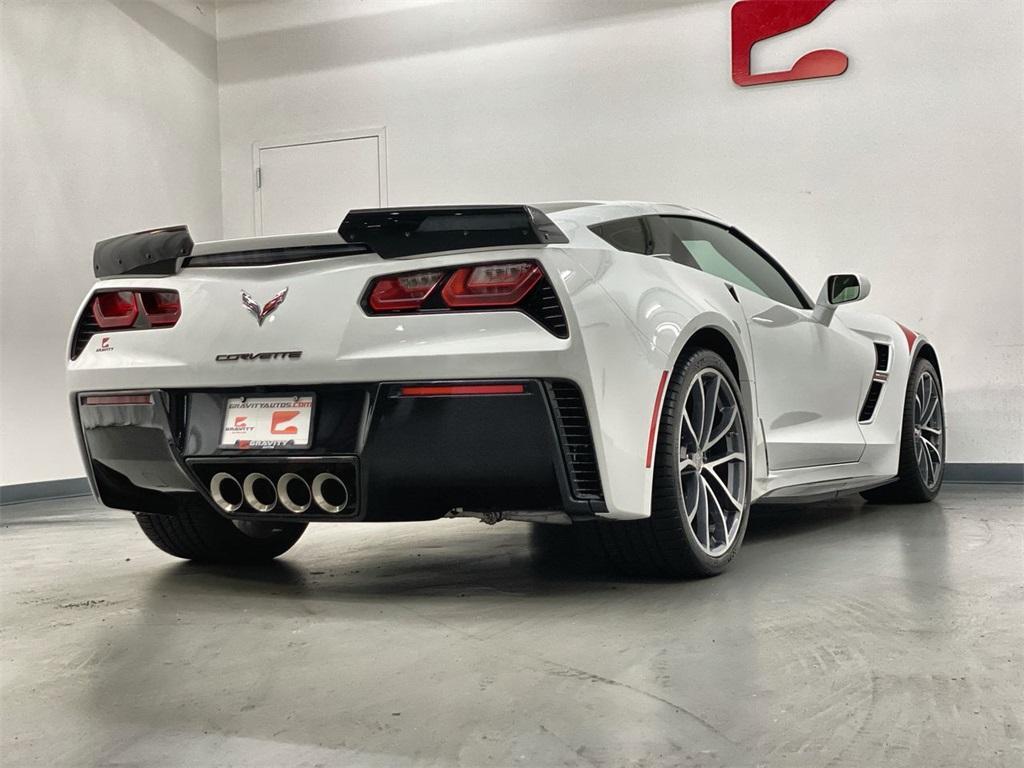 Used 2017 Chevrolet Corvette Grand Sport for sale $70,555 at Gravity Autos Marietta in Marietta GA 30060 7
