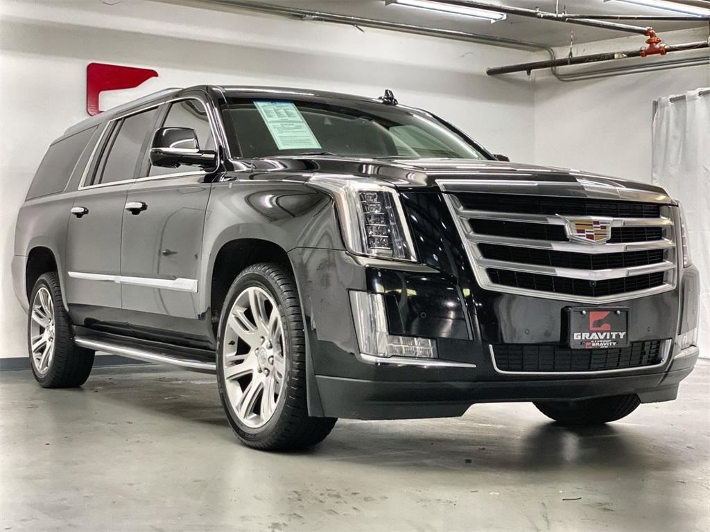 Used 2016 Cadillac Escalade ESV Luxury for sale $42,998 at Gravity Autos Marietta in Marietta GA 30060 2