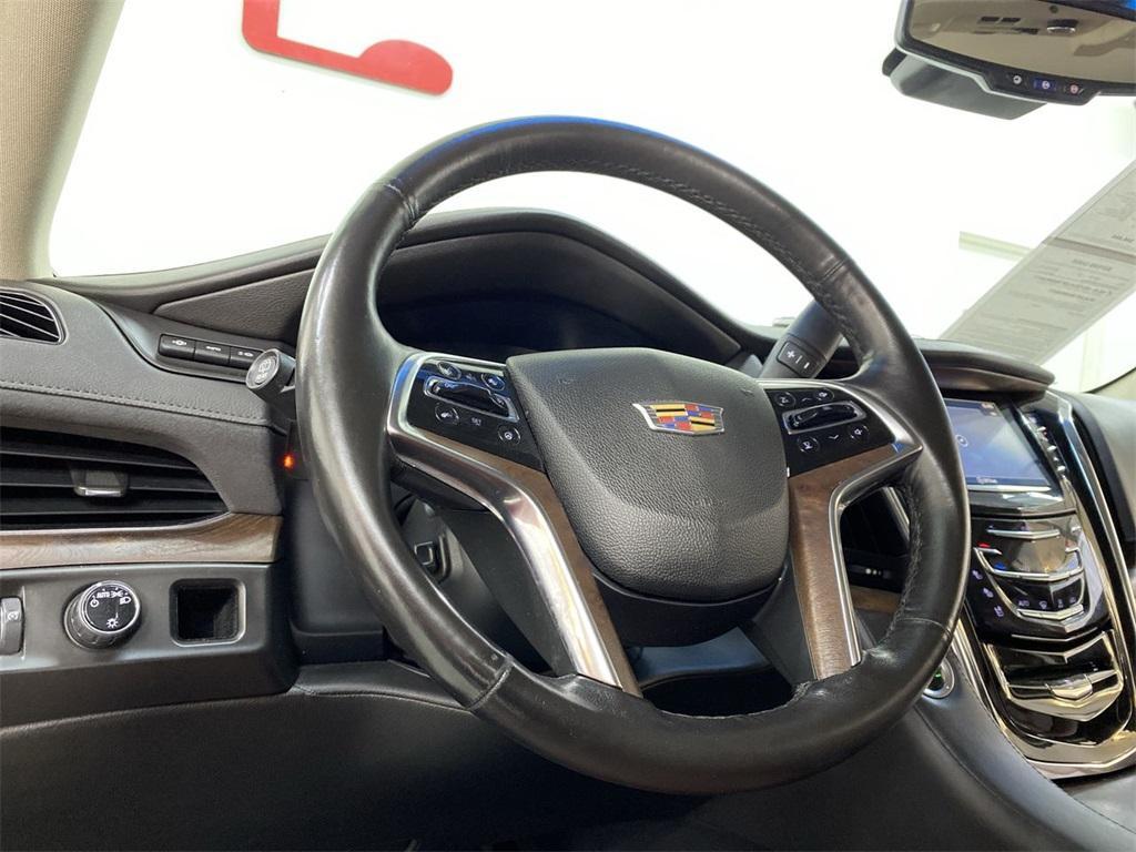 Used 2016 Cadillac Escalade ESV Luxury for sale $42,998 at Gravity Autos Marietta in Marietta GA 30060 22