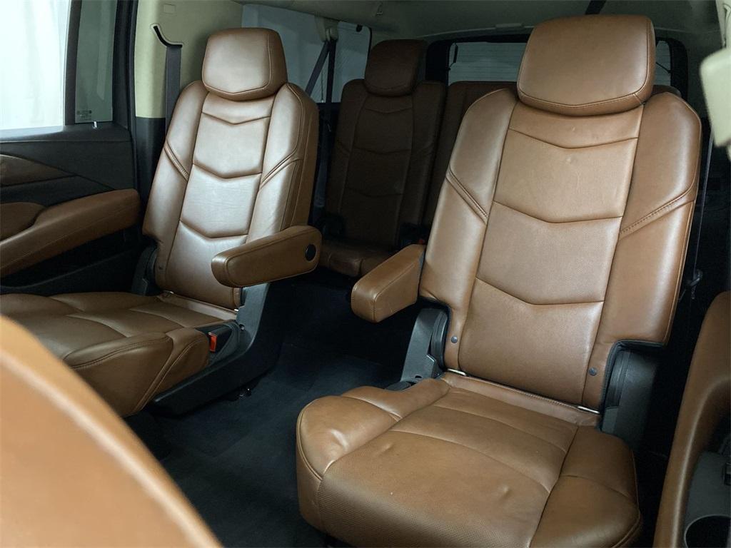 Used 2016 Cadillac Escalade ESV Luxury for sale $42,998 at Gravity Autos Marietta in Marietta GA 30060 42
