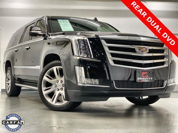 Used 2016 Cadillac Escalade ESV Luxury for sale $42,998 at Gravity Autos Marietta in Marietta GA