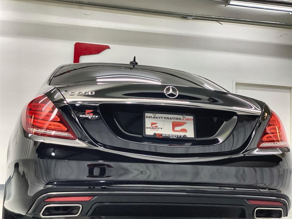 Used 2015 Mercedes-Benz S-Class S 550 for sale $45,999 at Gravity Autos Marietta in Marietta GA 30060 10