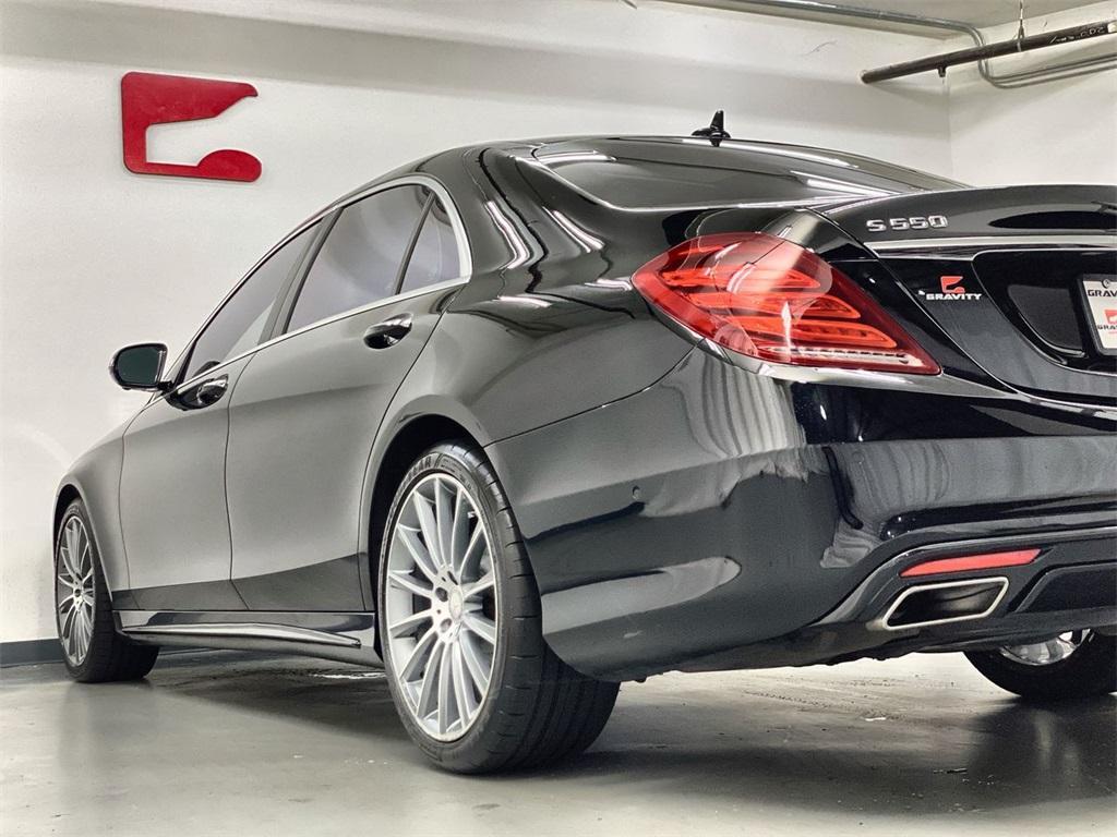 Used 2015 Mercedes-Benz S-Class S 550 for sale $45,999 at Gravity Autos Marietta in Marietta GA 30060 11