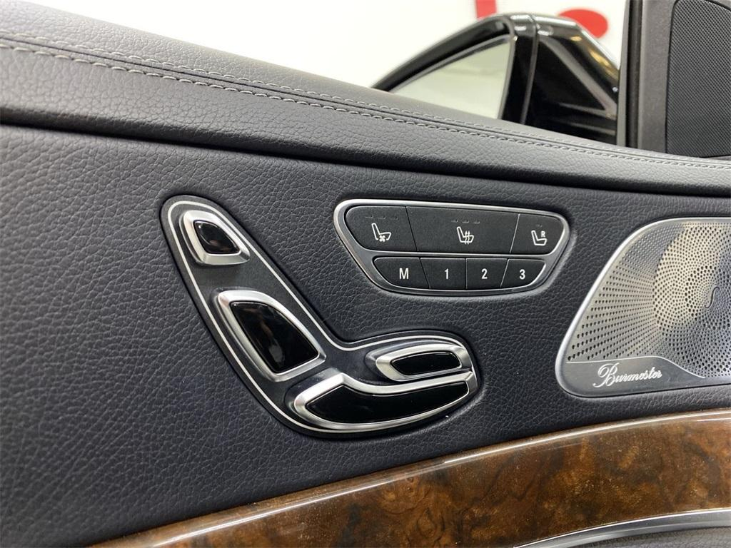 Used 2015 Mercedes-Benz S-Class S 550 for sale $45,999 at Gravity Autos Marietta in Marietta GA 30060 16