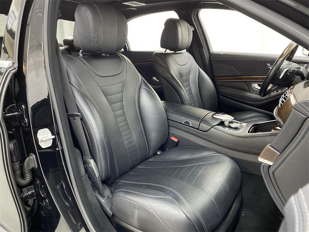 Used 2015 Mercedes-Benz S-Class S 550 for sale $45,999 at Gravity Autos Marietta in Marietta GA 30060 17