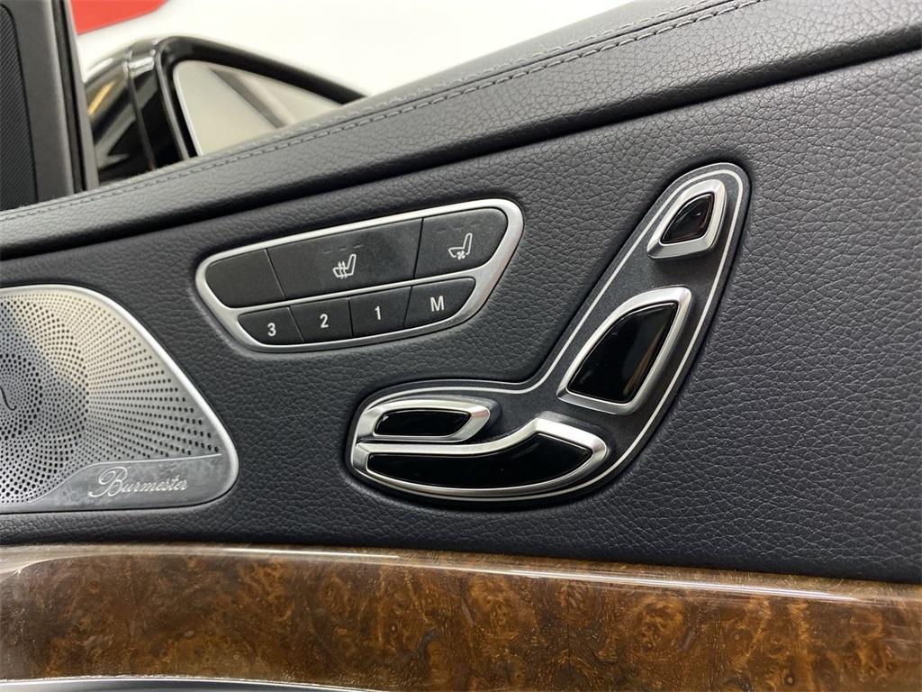 Used 2015 Mercedes-Benz S-Class S 550 for sale $45,999 at Gravity Autos Marietta in Marietta GA 30060 18