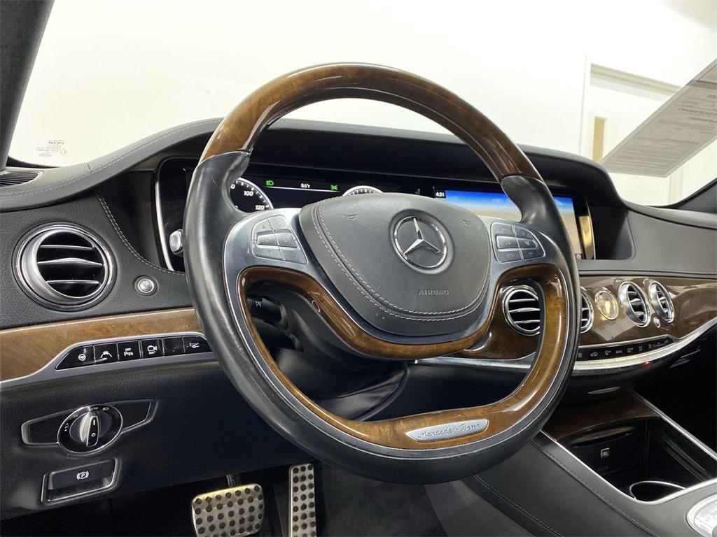 Used 2015 Mercedes-Benz S-Class S 550 for sale $45,999 at Gravity Autos Marietta in Marietta GA 30060 22