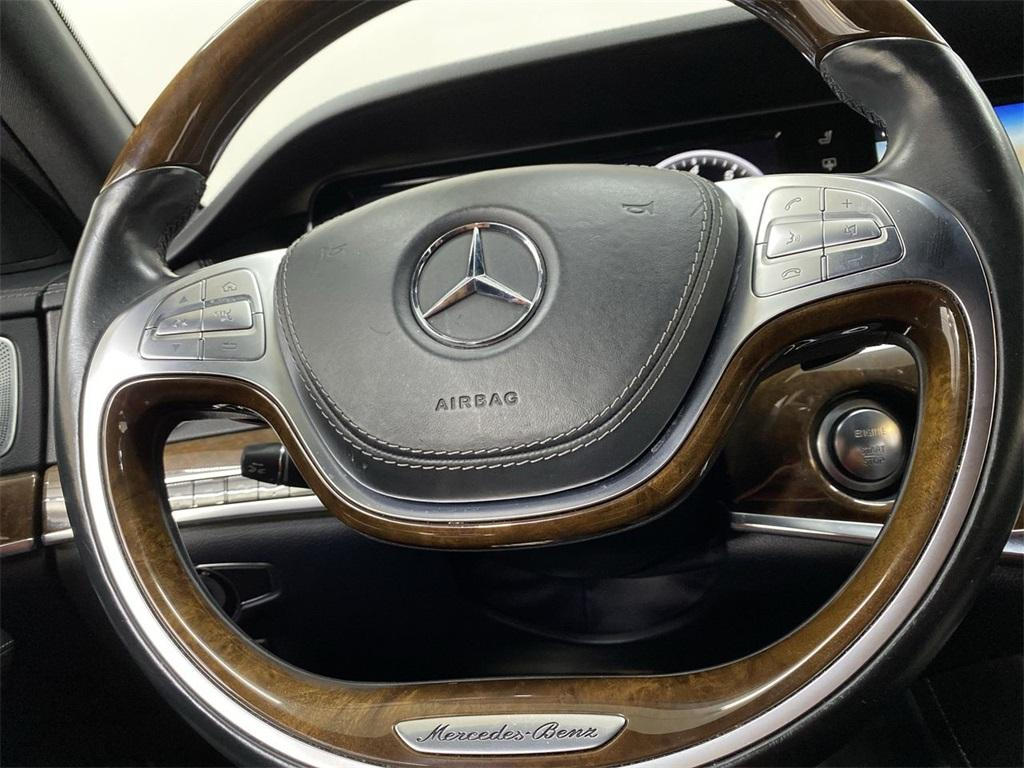 Used 2015 Mercedes-Benz S-Class S 550 for sale $45,999 at Gravity Autos Marietta in Marietta GA 30060 25