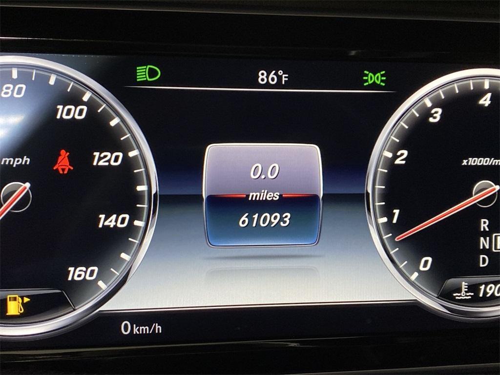 Used 2015 Mercedes-Benz S-Class S 550 for sale $45,999 at Gravity Autos Marietta in Marietta GA 30060 26