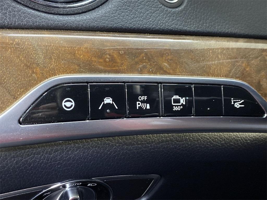 Used 2015 Mercedes-Benz S-Class S 550 for sale $45,999 at Gravity Autos Marietta in Marietta GA 30060 29