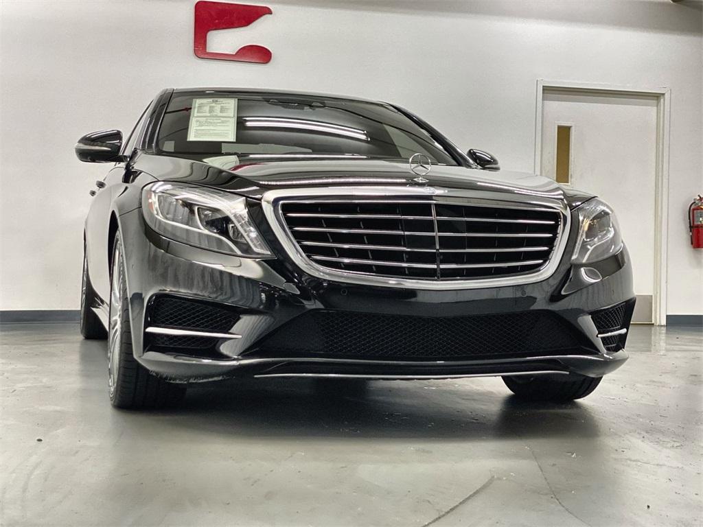 Used 2015 Mercedes-Benz S-Class S 550 for sale $45,999 at Gravity Autos Marietta in Marietta GA 30060 3