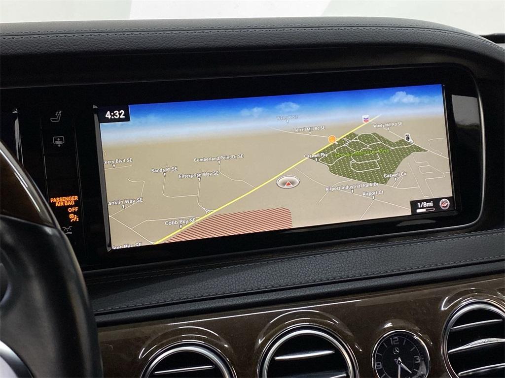 Used 2015 Mercedes-Benz S-Class S 550 for sale $45,999 at Gravity Autos Marietta in Marietta GA 30060 31