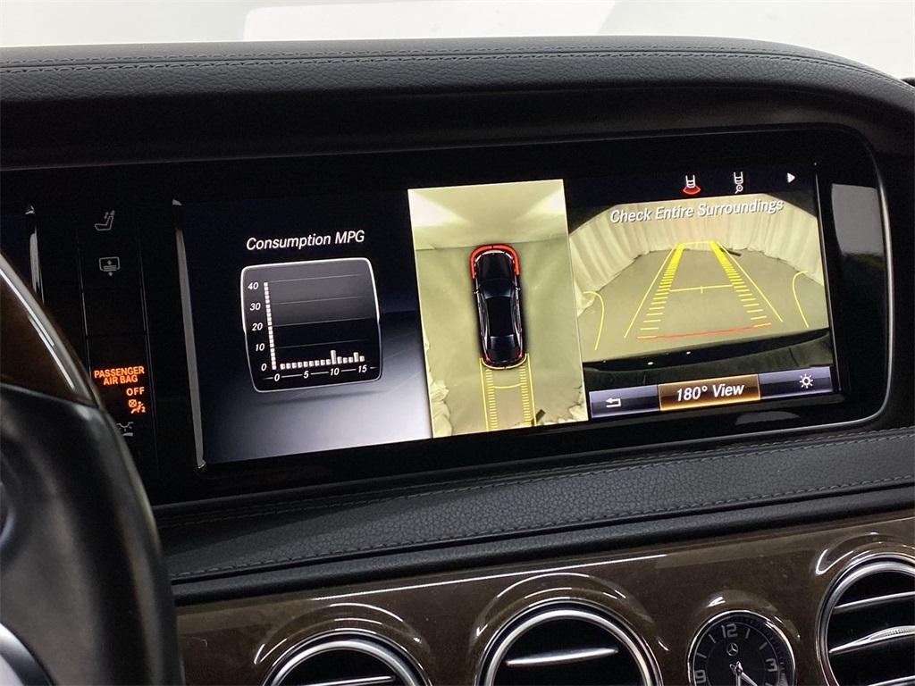 Used 2015 Mercedes-Benz S-Class S 550 for sale $45,999 at Gravity Autos Marietta in Marietta GA 30060 32