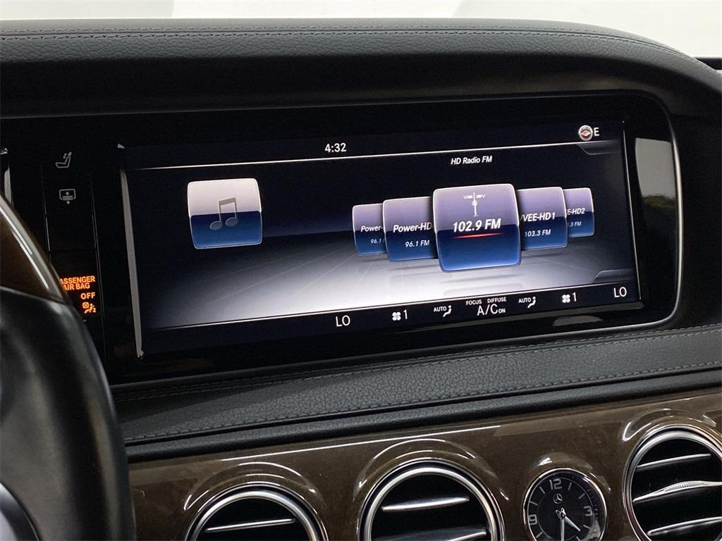 Used 2015 Mercedes-Benz S-Class S 550 for sale $45,999 at Gravity Autos Marietta in Marietta GA 30060 34