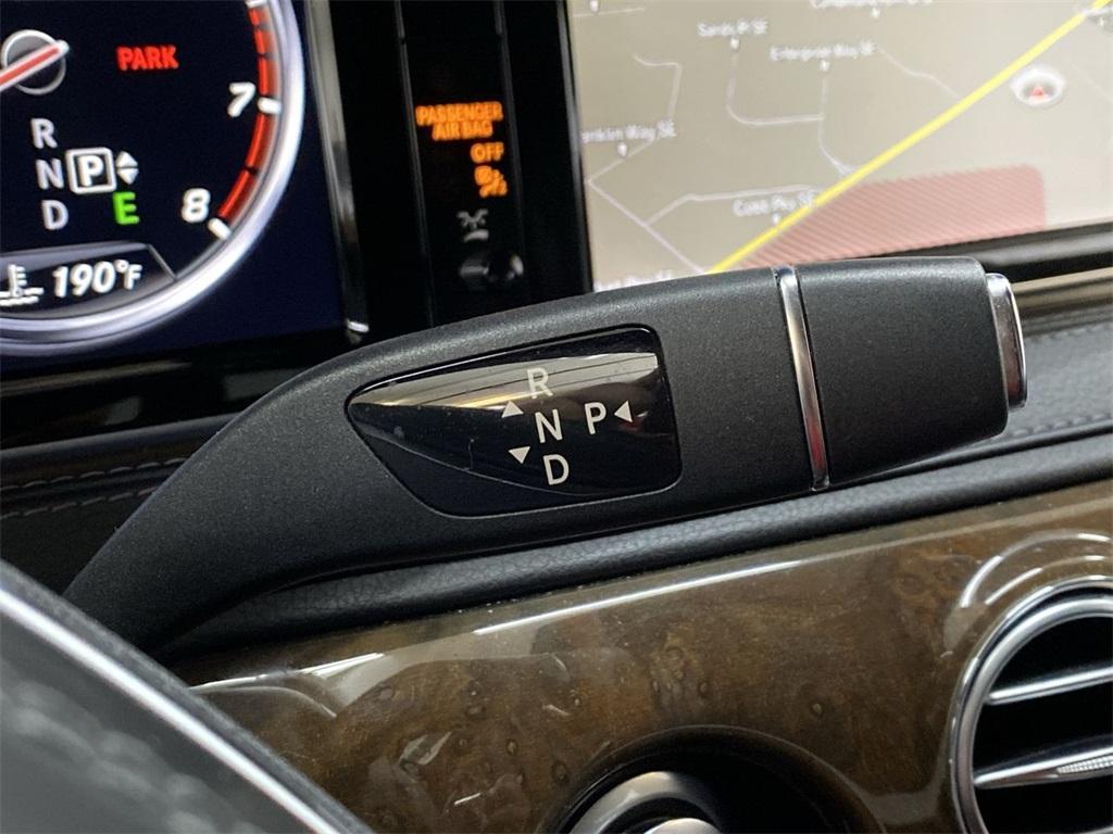 Used 2015 Mercedes-Benz S-Class S 550 for sale $45,999 at Gravity Autos Marietta in Marietta GA 30060 37