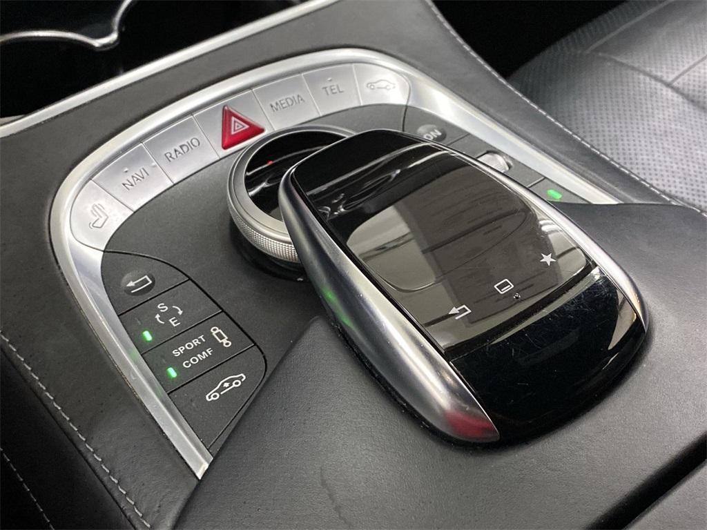 Used 2015 Mercedes-Benz S-Class S 550 for sale $45,999 at Gravity Autos Marietta in Marietta GA 30060 39