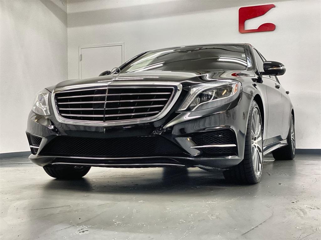Used 2015 Mercedes-Benz S-Class S 550 for sale $45,999 at Gravity Autos Marietta in Marietta GA 30060 4