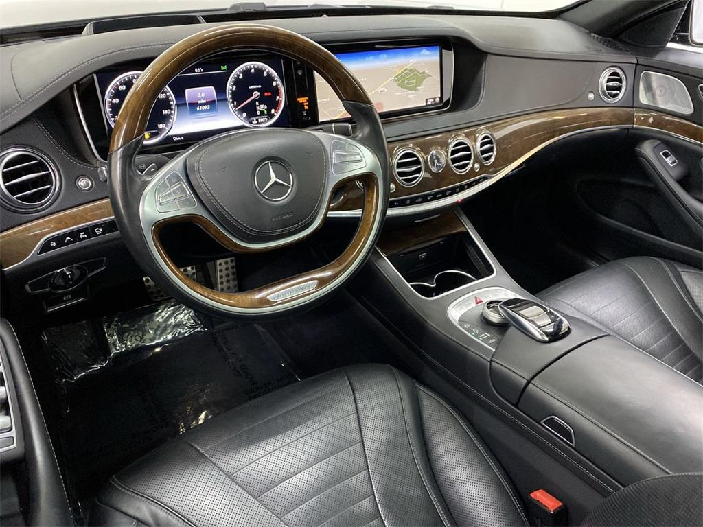 Used 2015 Mercedes-Benz S-Class S 550 for sale $45,999 at Gravity Autos Marietta in Marietta GA 30060 41