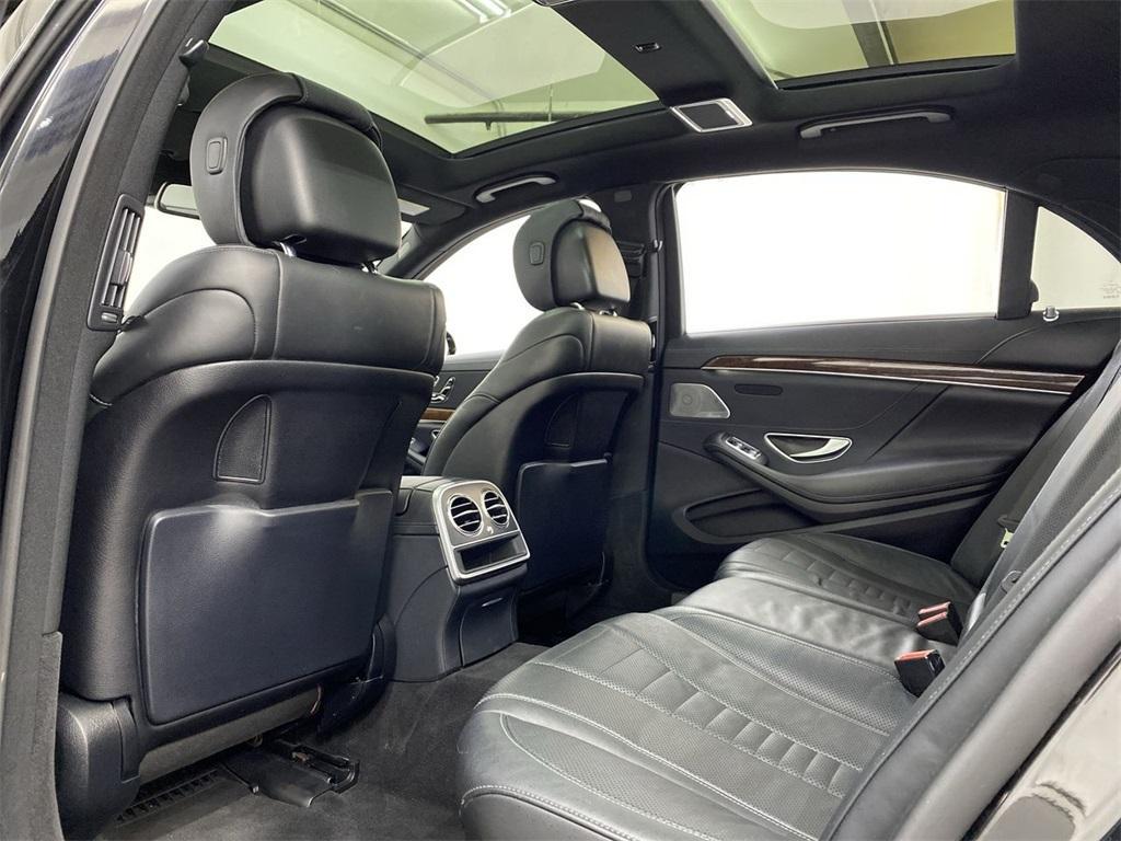 Used 2015 Mercedes-Benz S-Class S 550 for sale $45,999 at Gravity Autos Marietta in Marietta GA 30060 43