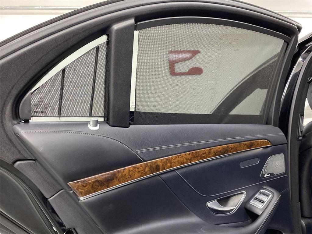 Used 2015 Mercedes-Benz S-Class S 550 for sale $45,999 at Gravity Autos Marietta in Marietta GA 30060 46