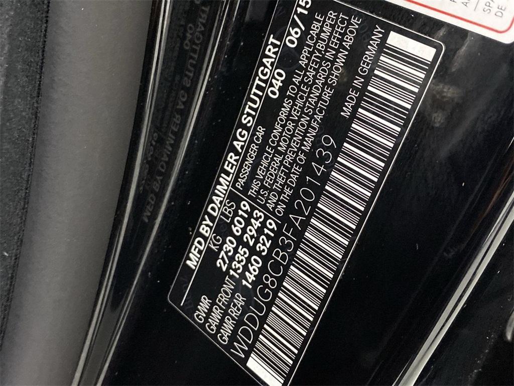 Used 2015 Mercedes-Benz S-Class S 550 for sale $45,999 at Gravity Autos Marietta in Marietta GA 30060 53