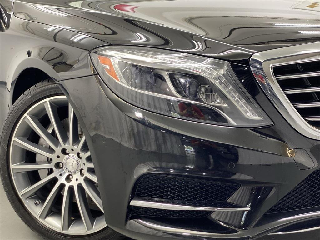 Used 2015 Mercedes-Benz S-Class S 550 for sale $45,999 at Gravity Autos Marietta in Marietta GA 30060 8