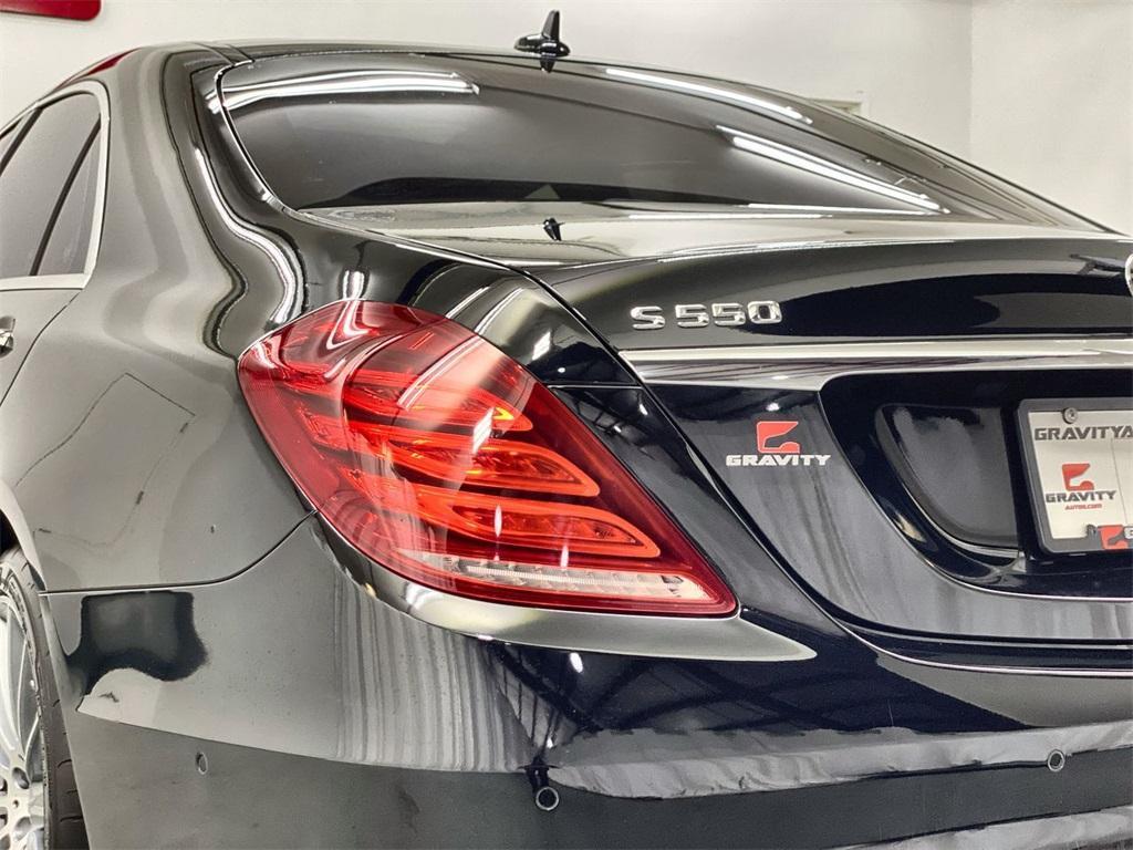 Used 2015 Mercedes-Benz S-Class S 550 for sale $45,999 at Gravity Autos Marietta in Marietta GA 30060 9