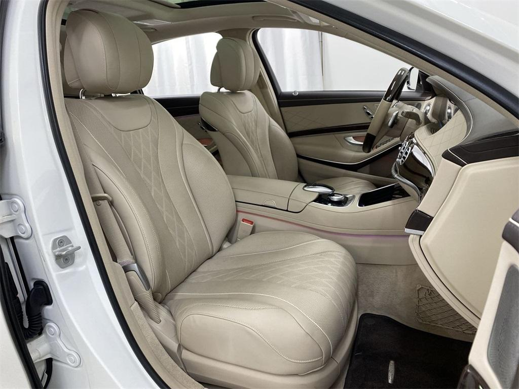 Used 2018 Mercedes-Benz S-Class S 560 for sale $73,444 at Gravity Autos Marietta in Marietta GA 30060 11