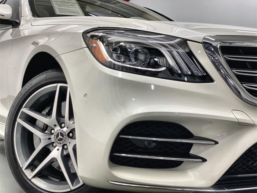Used 2018 Mercedes-Benz S-Class S 560 for sale $73,444 at Gravity Autos Marietta in Marietta GA 30060 12