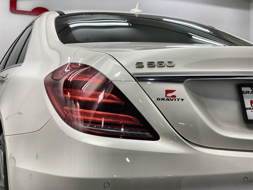 Used 2018 Mercedes-Benz S-Class S 560 for sale $73,444 at Gravity Autos Marietta in Marietta GA 30060 13