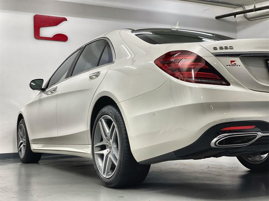 Used 2018 Mercedes-Benz S-Class S 560 for sale $73,444 at Gravity Autos Marietta in Marietta GA 30060 15