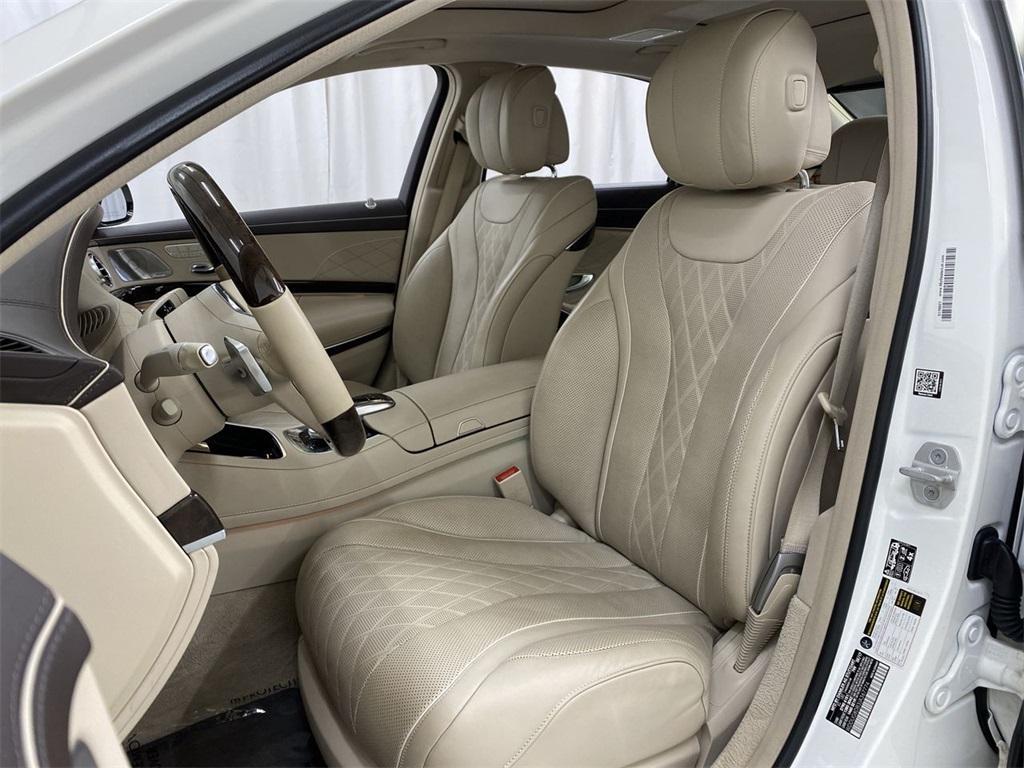 Used 2018 Mercedes-Benz S-Class S 560 for sale $73,444 at Gravity Autos Marietta in Marietta GA 30060 19