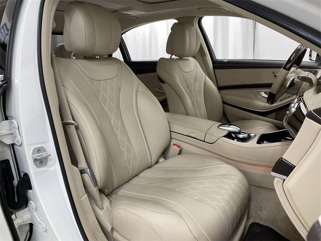 Used 2018 Mercedes-Benz S-Class S 560 for sale $73,444 at Gravity Autos Marietta in Marietta GA 30060 21