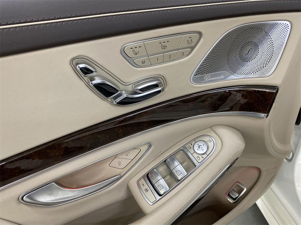 Used 2018 Mercedes-Benz S-Class S 560 for sale $73,444 at Gravity Autos Marietta in Marietta GA 30060 23