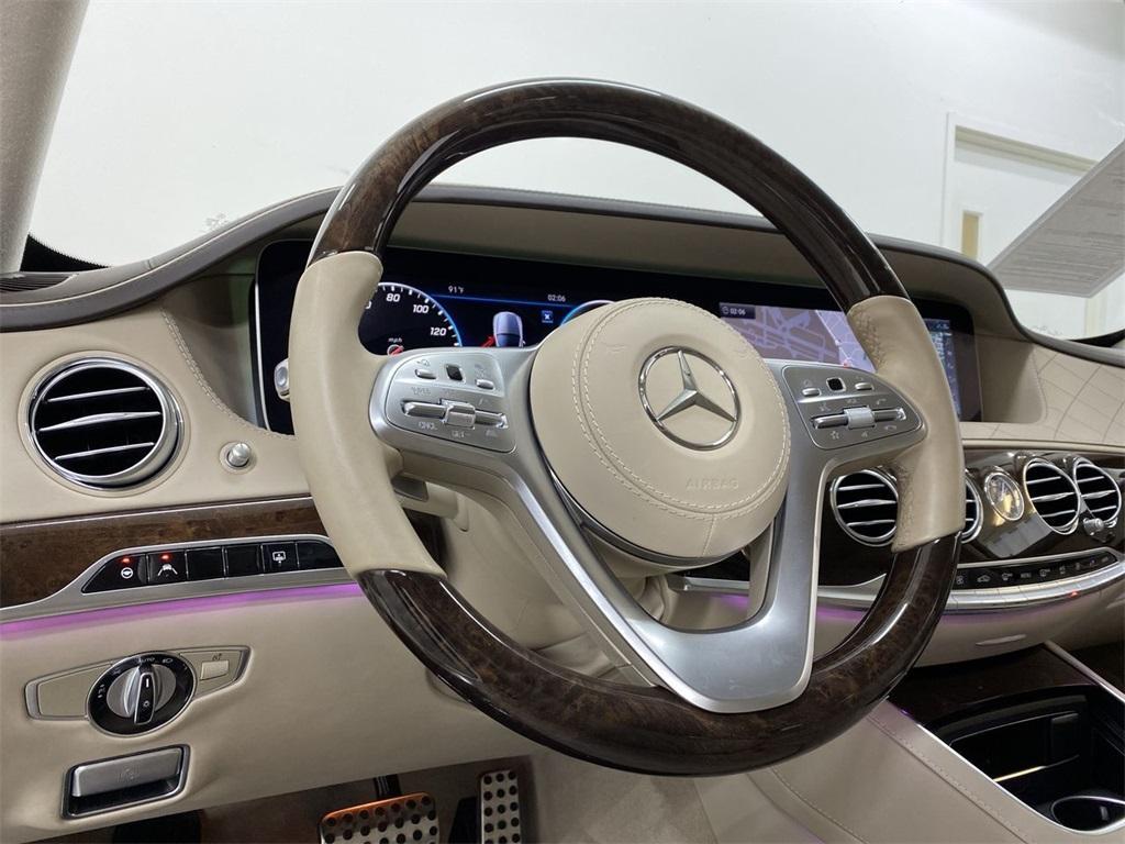 Used 2018 Mercedes-Benz S-Class S 560 for sale $73,444 at Gravity Autos Marietta in Marietta GA 30060 26