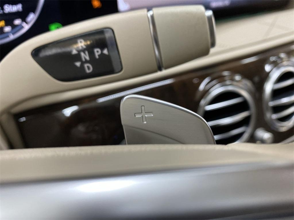 Used 2018 Mercedes-Benz S-Class S 560 for sale $73,444 at Gravity Autos Marietta in Marietta GA 30060 27