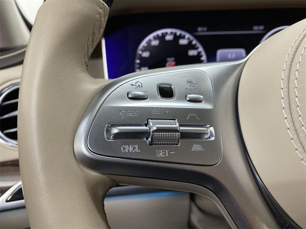 Used 2018 Mercedes-Benz S-Class S 560 for sale $73,444 at Gravity Autos Marietta in Marietta GA 30060 28