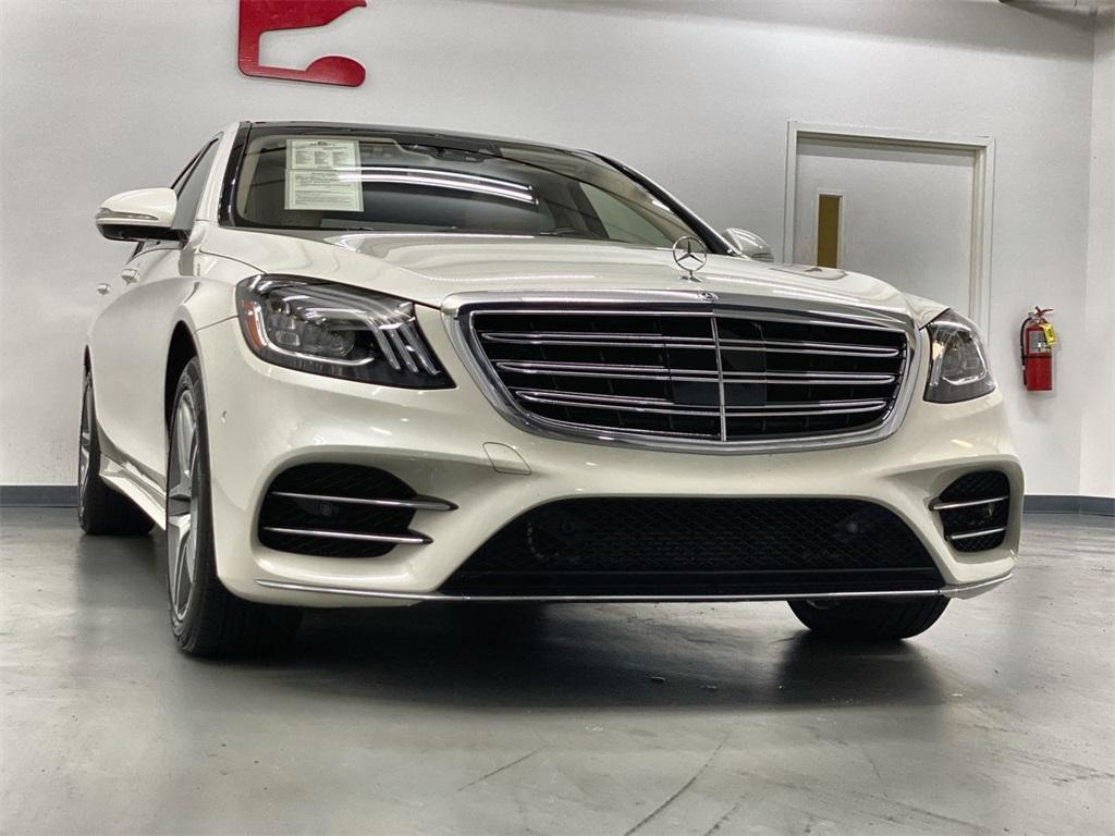 Used 2018 Mercedes-Benz S-Class S 560 for sale $73,444 at Gravity Autos Marietta in Marietta GA 30060 3