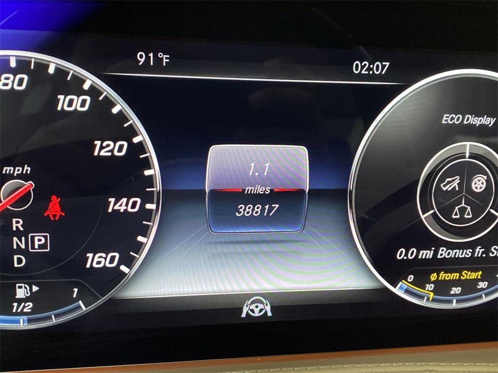 Used 2018 Mercedes-Benz S-Class S 560 for sale $73,444 at Gravity Autos Marietta in Marietta GA 30060 30