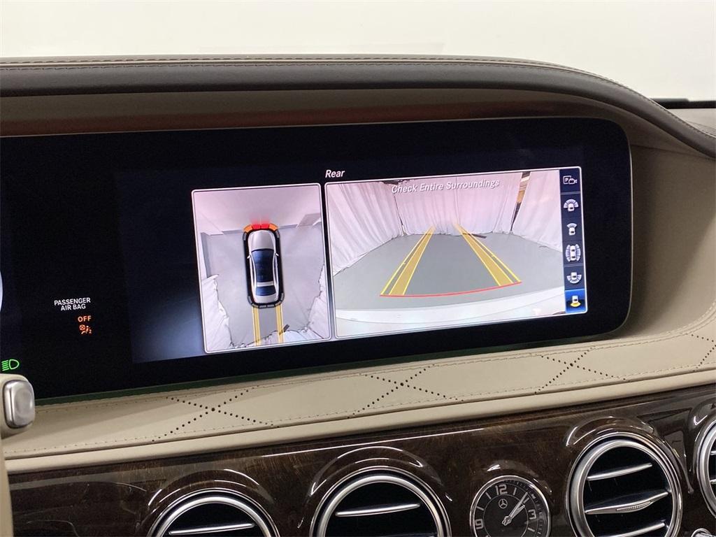 Used 2018 Mercedes-Benz S-Class S 560 for sale $73,444 at Gravity Autos Marietta in Marietta GA 30060 36