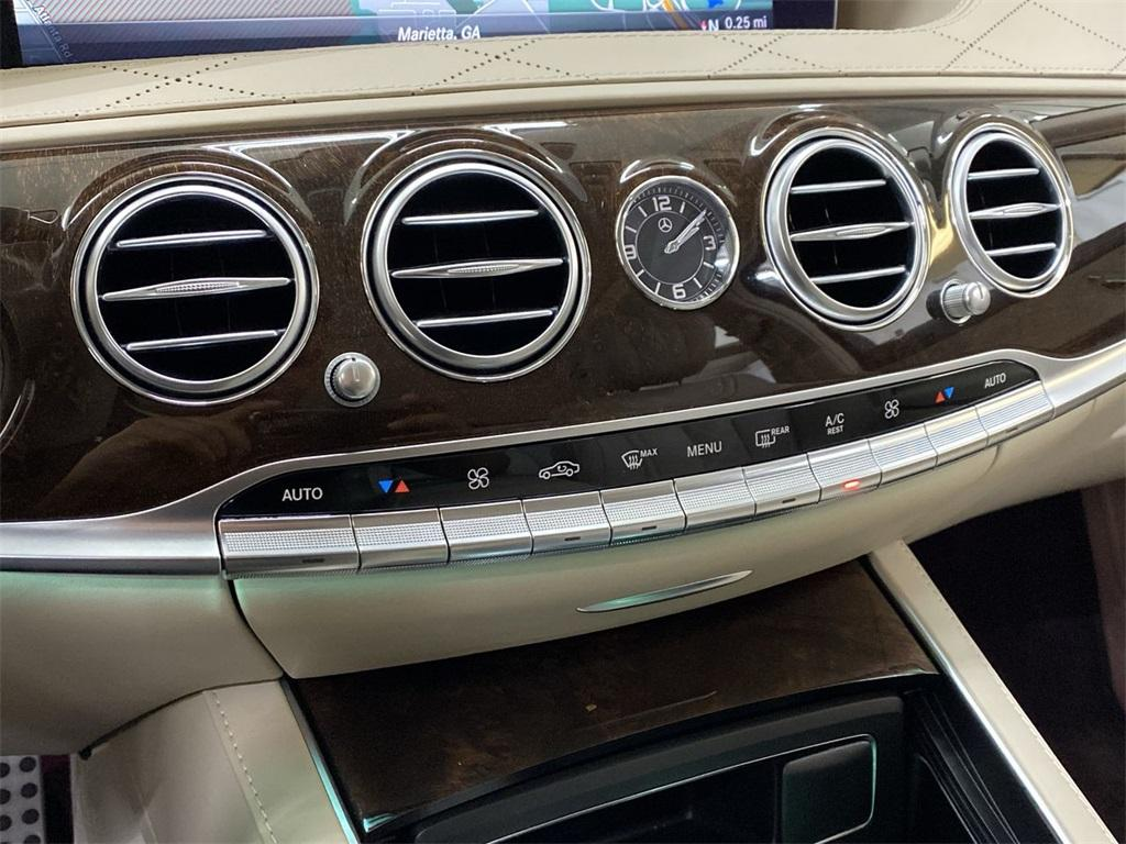 Used 2018 Mercedes-Benz S-Class S 560 for sale $73,444 at Gravity Autos Marietta in Marietta GA 30060 39