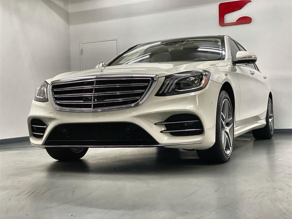 Used 2018 Mercedes-Benz S-Class S 560 for sale $73,444 at Gravity Autos Marietta in Marietta GA 30060 4