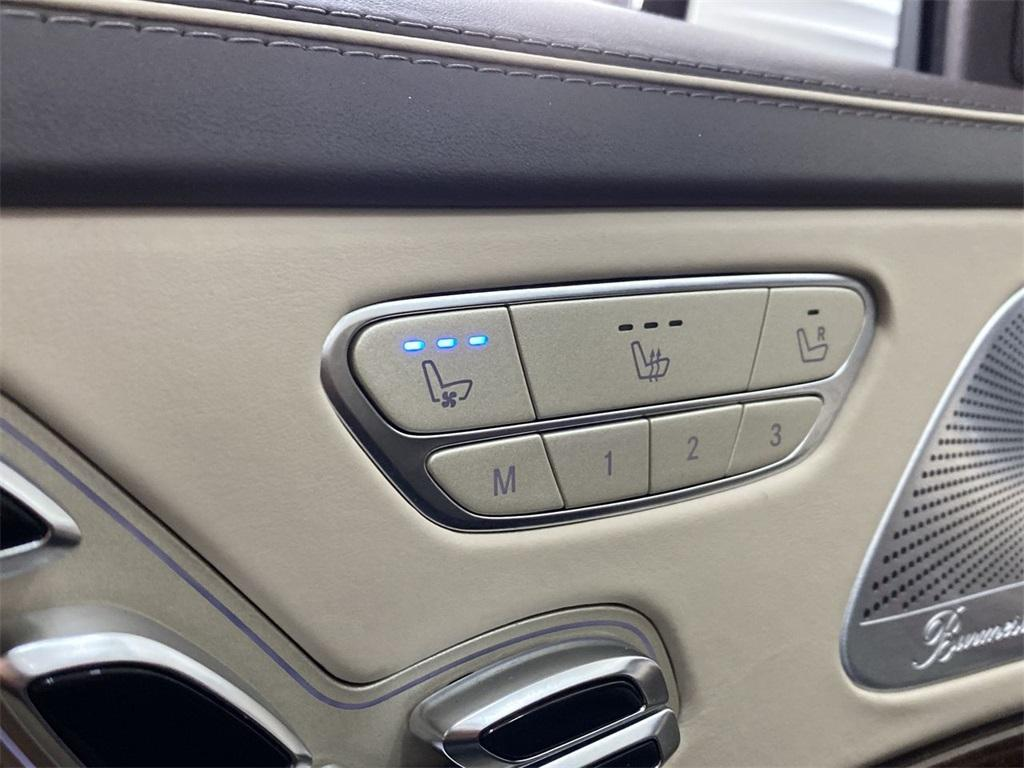 Used 2018 Mercedes-Benz S-Class S 560 for sale $73,444 at Gravity Autos Marietta in Marietta GA 30060 40