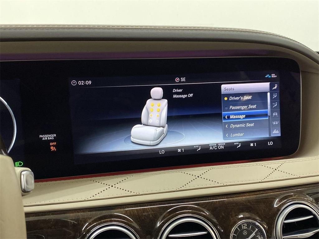 Used 2018 Mercedes-Benz S-Class S 560 for sale $73,444 at Gravity Autos Marietta in Marietta GA 30060 41