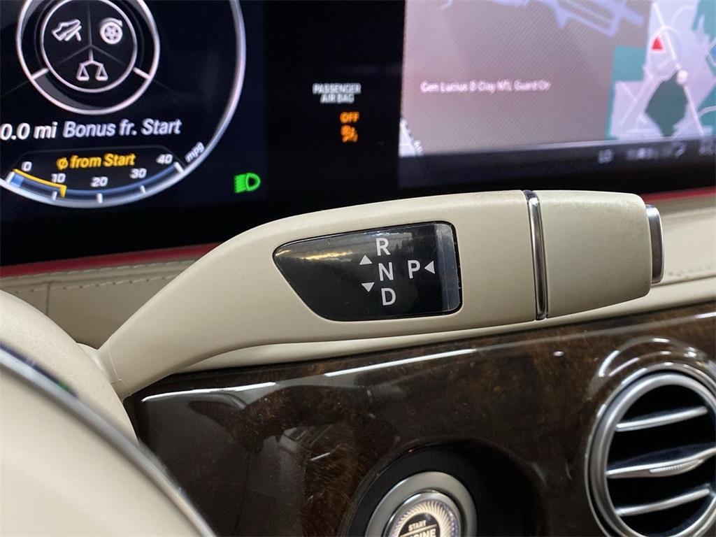Used 2018 Mercedes-Benz S-Class S 560 for sale $73,444 at Gravity Autos Marietta in Marietta GA 30060 42