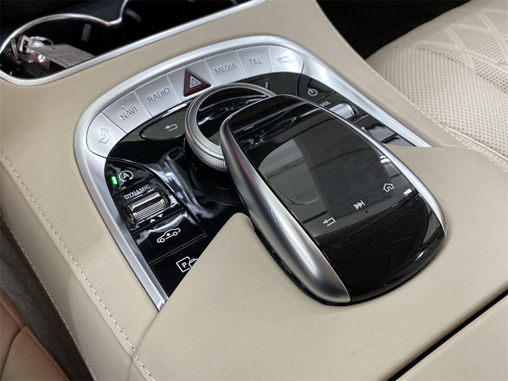 Used 2018 Mercedes-Benz S-Class S 560 for sale $73,444 at Gravity Autos Marietta in Marietta GA 30060 44