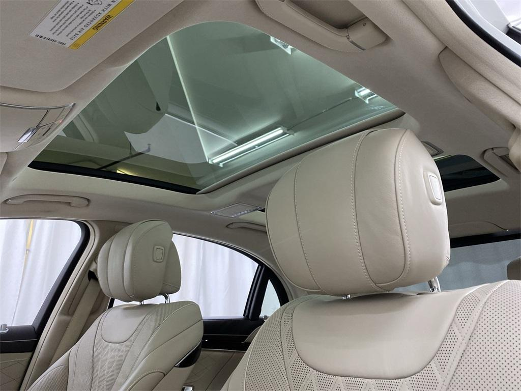 Used 2018 Mercedes-Benz S-Class S 560 for sale $73,444 at Gravity Autos Marietta in Marietta GA 30060 45