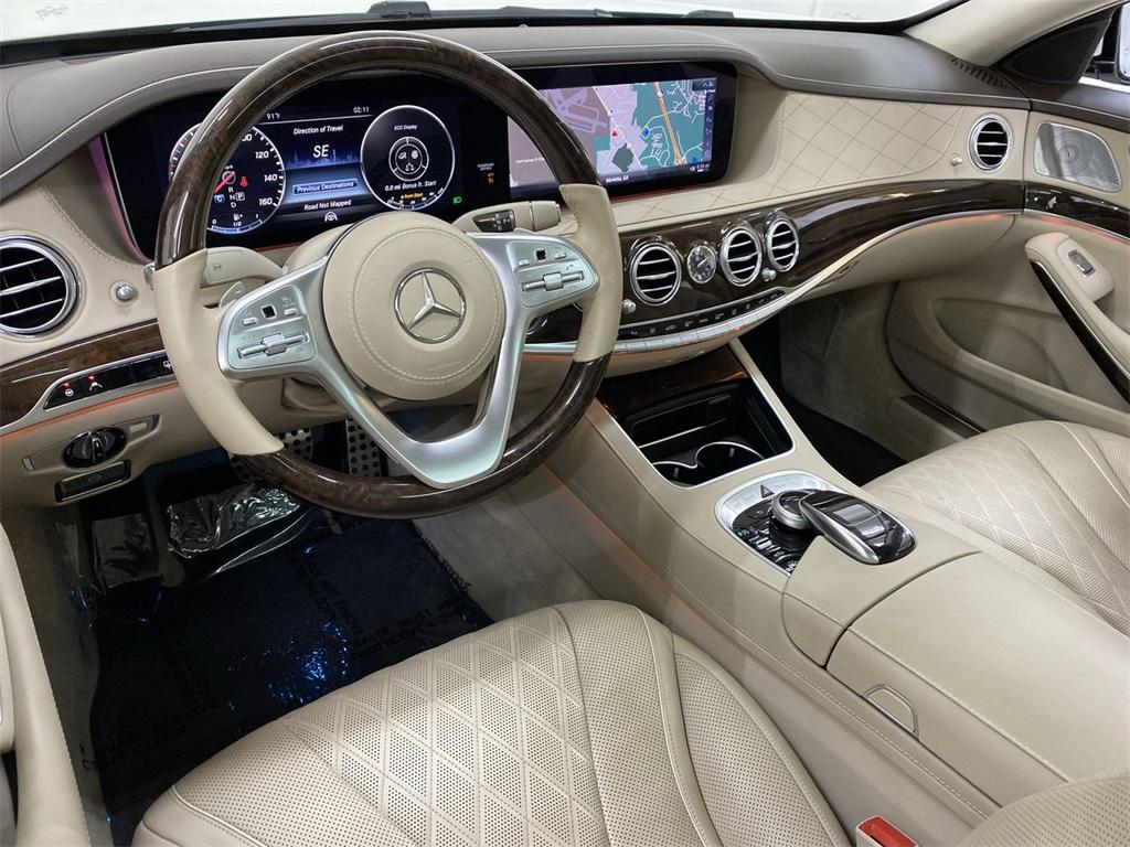 Used 2018 Mercedes-Benz S-Class S 560 for sale $73,444 at Gravity Autos Marietta in Marietta GA 30060 46