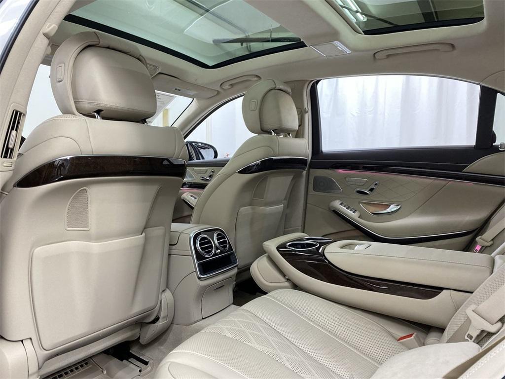 Used 2018 Mercedes-Benz S-Class S 560 for sale $73,444 at Gravity Autos Marietta in Marietta GA 30060 48