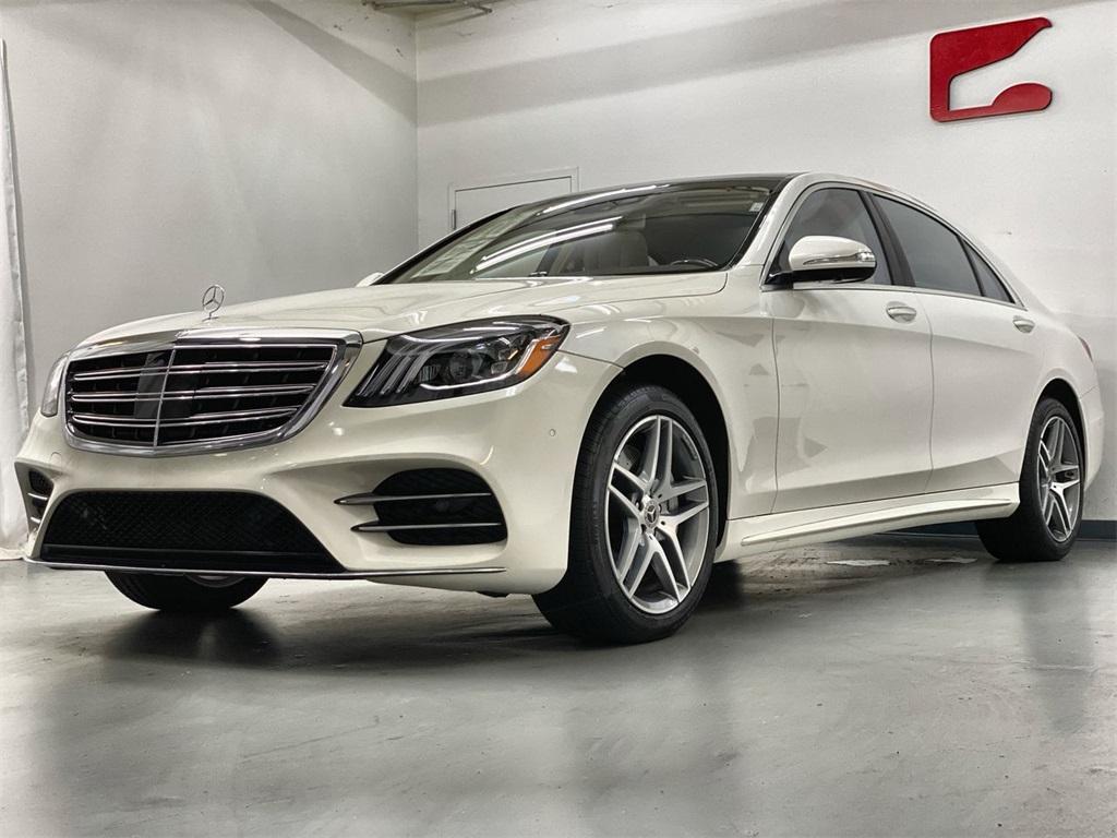 Used 2018 Mercedes-Benz S-Class S 560 for sale $73,444 at Gravity Autos Marietta in Marietta GA 30060 5